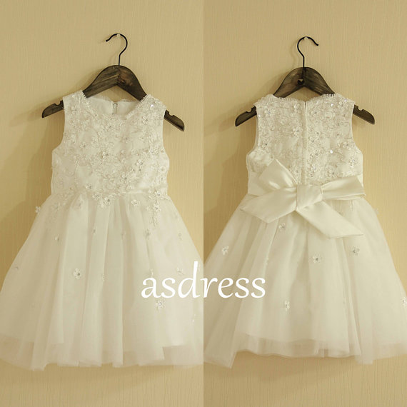0b949024b2 2015 flower girl dress ivory flower girl dress girls lace dress lace dress  toddler lace dress